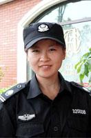 广州安检员
