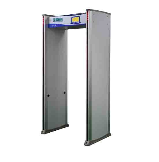 艾崴IWILL-AN25612B-EA180通过式金属探测安检门/IWILL-AN25612B-EA180 Pass-through Metal Detection Safety Gate