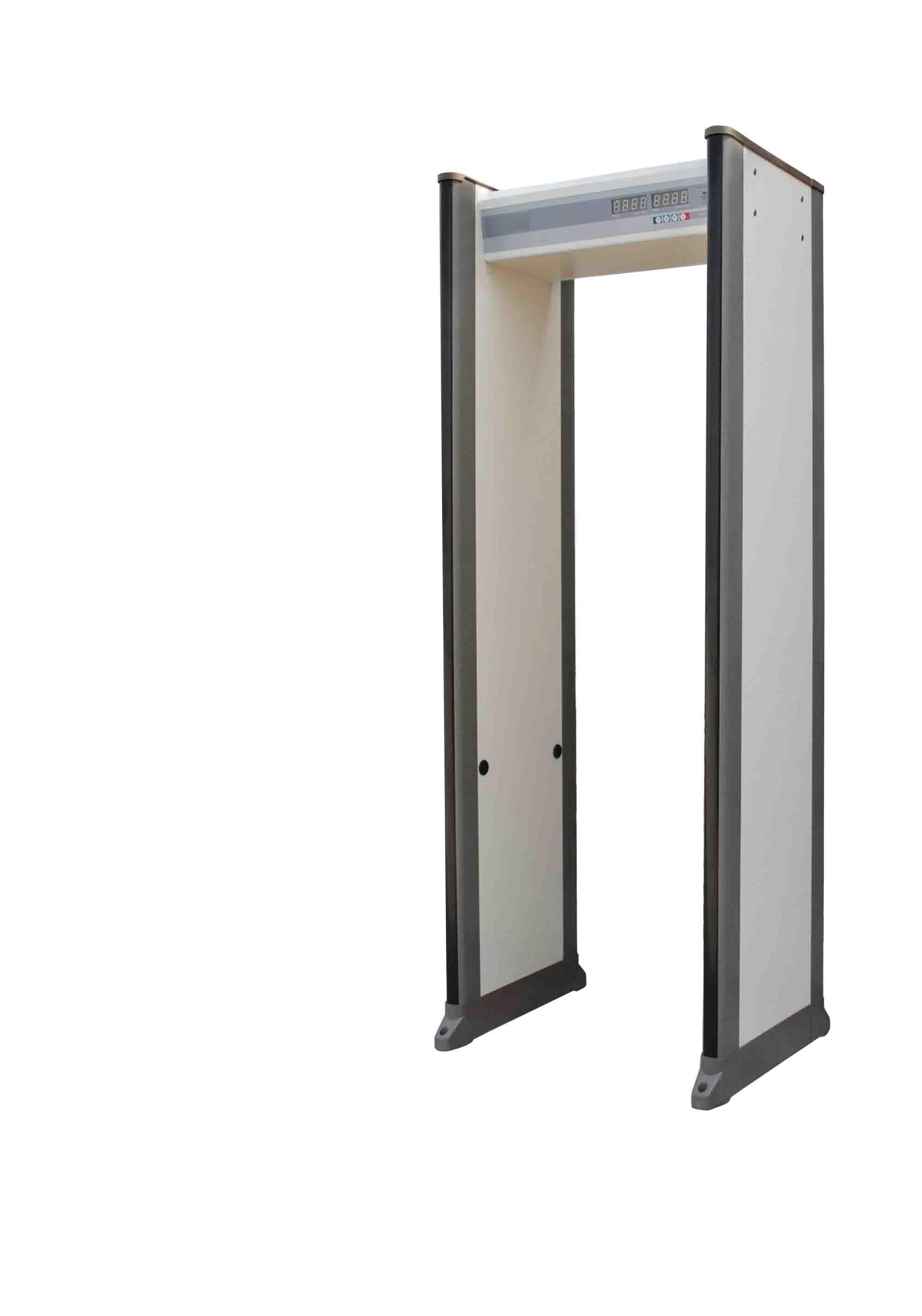 艾崴IWILL-AN25624B通过式金属探测安检门