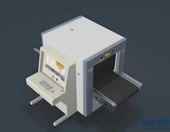 X光安检机采用激光雷达的高速扫描原理设计可持续稳定性