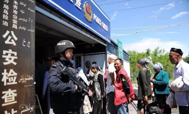 新疆乌鲁木齐为什么安检这么严?