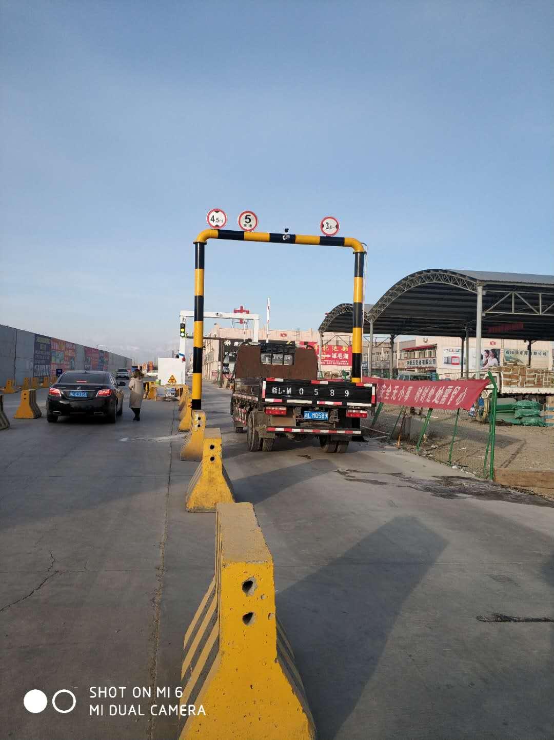 具备十大优势的IWILDT 大型物流安检机在新疆市场火成这样了!
