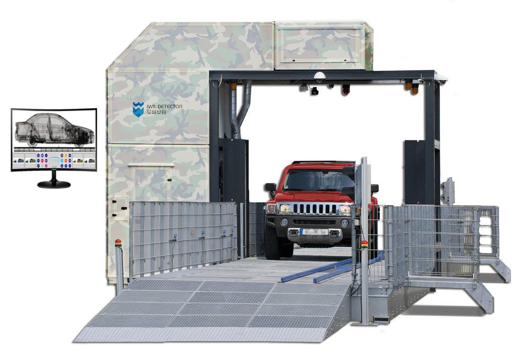 IWILDT™ AN-25002500小型车辆安检机]