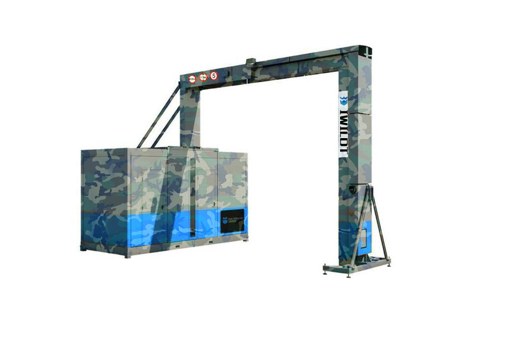 IWILDT™ AN-45002800大型监狱工厂安检系统]