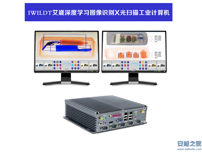 IWILDT™ AN-1900X光图像识别系统]