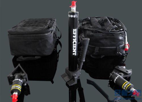 背负式电动液压开门工具组