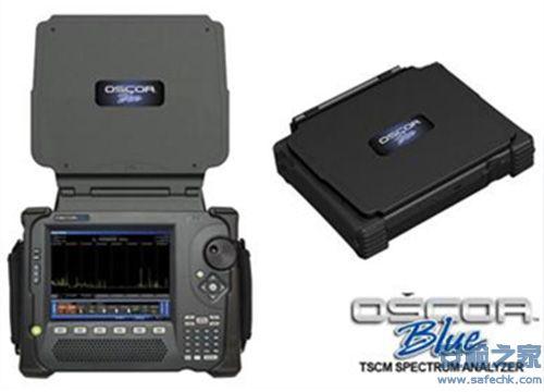 全频谱反窃听分析仪Oscor Blue