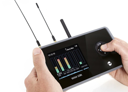 英国WAM-108信号探测