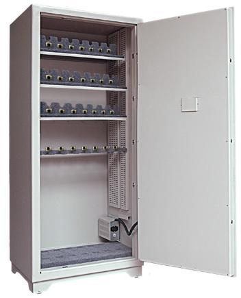 枪支弹药专用保险柜智能管理系统